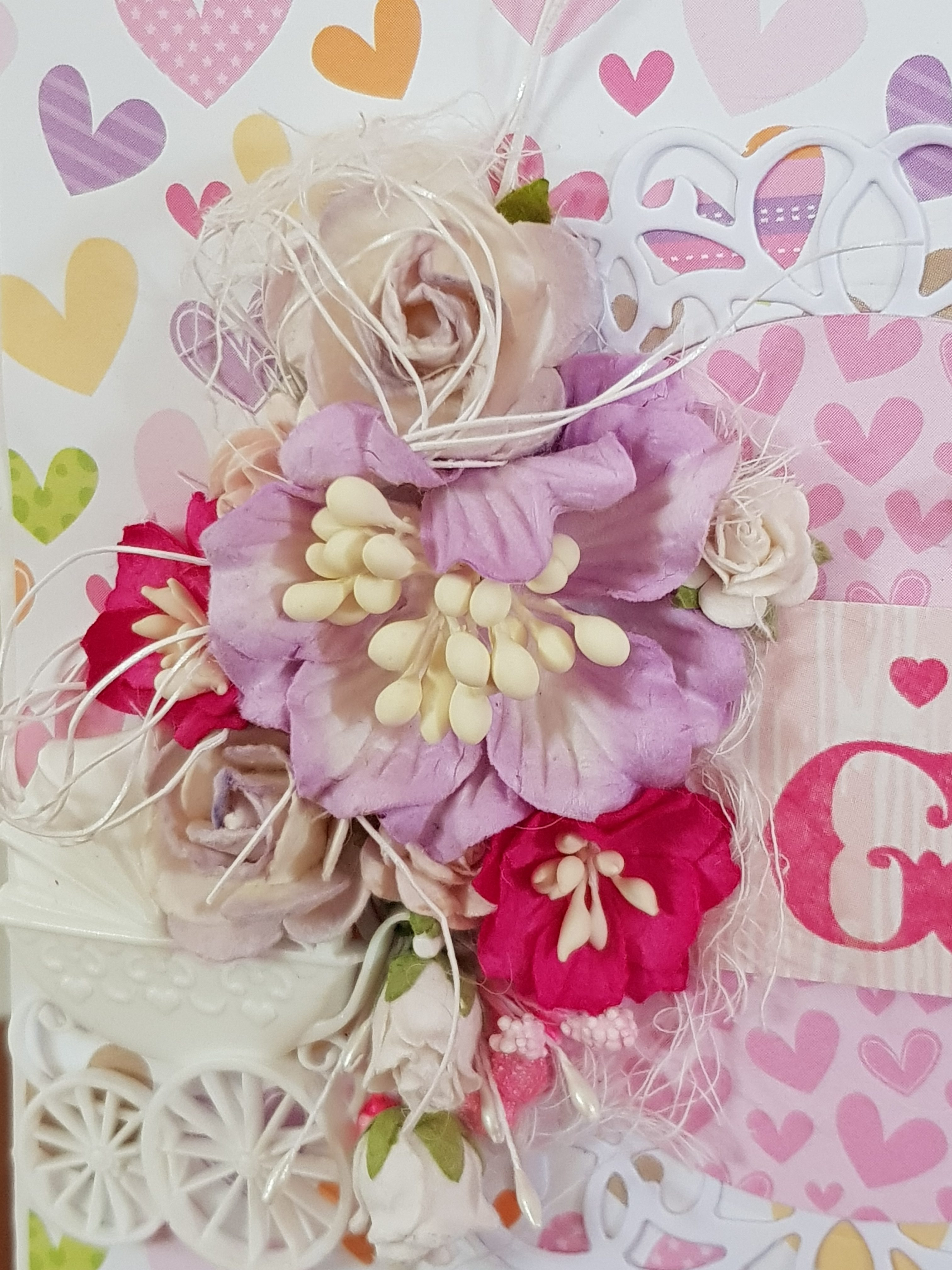 Wild Orchid Crafts Mulberry Paper Flowers Ivory Open Rose A